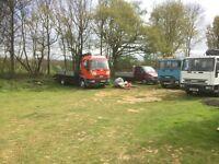 Vehicle storage Kent vans,trucks,cars machinery etc