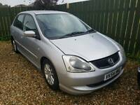 Honda Civic Diesel Spares or Repair