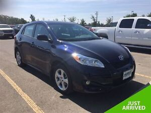 2014 Toyota Matrix **Low KMs!  One Owner!**