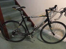 Giant scr 1.0 racing bike