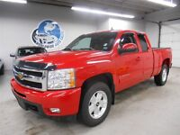 2011 Chevrolet Silverado 1500 LTZ EXT CAB 4X4! 5.3! LEATHER! FIN