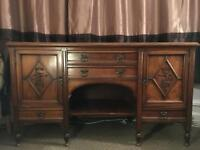 Antique dresser Trapnell & Gane
