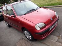 Fiat Seincento 1.1 small economical long mot