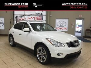 2011 INFINITI EX35 7 speed Auto for a SMOOTH ride!!