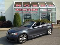 2008 BMW 1 Series 135i * CONVERTIBLE * RWD * Automatique