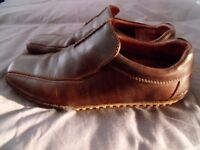 MEN'S KICKERS CASUAL SHOES SIZE 8 IN AS NEW CONDITION