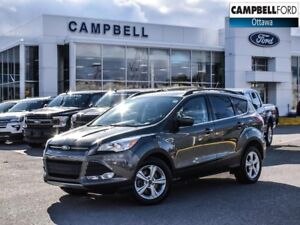 2015 Ford Escape SE AWD-WARRANTY-ONE OWNER