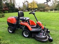 Husqvarna R112C Rider/ Ride on Mower - Lawnmower - zero turn
