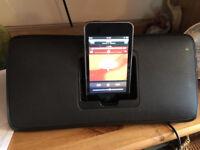 Logitech Rechargeable iPod/Phone Speaker