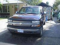 2000 Z71 OFFROAD CHEV STEP SIDE  ( VERY RARE TRUCK )