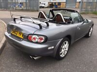 2002 MAZDA MX-5 1.6 PHOENIX SE 2DR CONVERTIBLE IMMACULATE