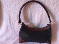 Vintage mulberry handbag with dust cover