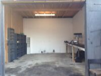 garage & work shop for rent in waford wd24 £275 P/W