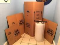 Unused boxes