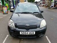 TOYOTA YARIS 54 PLATE 2005 5 DOOR MANUAL PETROL QUICK SALE