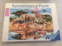 Ravensburger Safari Puzzle