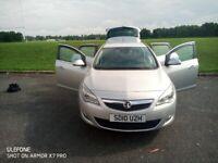 Vauxhall, ASTRA, Hatchback, 2010, Manual, 1686 (cc), 5 doors