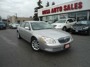 2008 Buick Lucerne CXL AUTO LEATHER PW PL PM A/C KEYLESS SAFETY