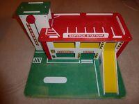 Large Toy Garage - Multi-storey, Model JT14 by Joytoys