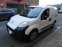 2014 CITROEN NEMO 13HDI 660LX PANEL VAN REAR FLOOR SHELF S/HISTORY YEAR MOT EURO 5 VGC
