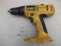 Dewalt DW997 18V Cordless Combi Hammer Drill Driver Body Only DW 997 type 10