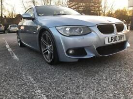 BMW 320d, NEW shape M sport 2010 coupe , 1 owner