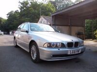 BMW 530d Auto Tourer (Estate) 2002