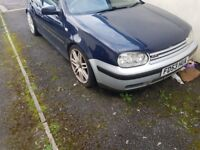 MK4 Golf Spares and Repairs £400 ono