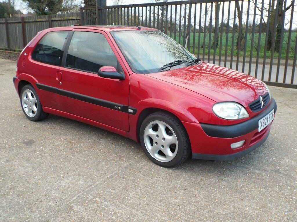 Citroen Saxo Vts 16v 2000 X Reg Low Mileage Completely Standard And Original In Diss Norfolk Gumtree