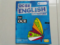 GCSE English Literature for OCR