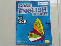 GCSE English Literature for OCR