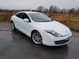 Renault Laguna Coupe 2.0dci TomTom / 12Mot / Full service / Low Milages