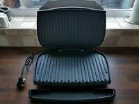 George foreman large family grill 10 portion
