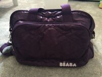 Beaba change bag - purple