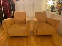 Timeless Swedish Designer Armchairs