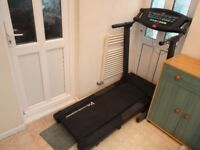 Home Delivery. Treadmill - fully working in good condition.