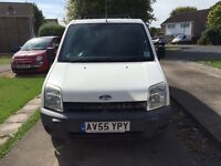 For sale: White Ford Transit Connect
