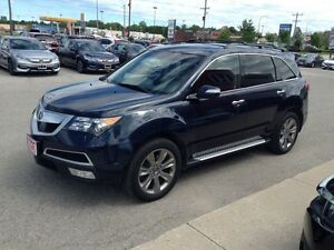 2012 Acura MDX Elite Package