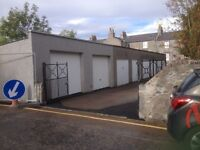 Brand new single car lock up garage with electric, choice of two, secure location in Union Grove