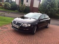 2010 Volkswagen Passat 2L TDI, Excellent Condition, Highline, Full Black Leather, Heated Seats