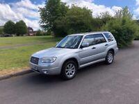 2006 (55 Reg) Subaru Forester 2.0 XE 5dr Auto SUV Petrol