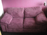 double sofa bed as new