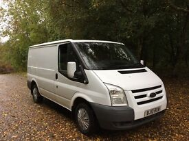 10 reg very rare ford transit swb facelift trend spec! 1of the best examples anyplace