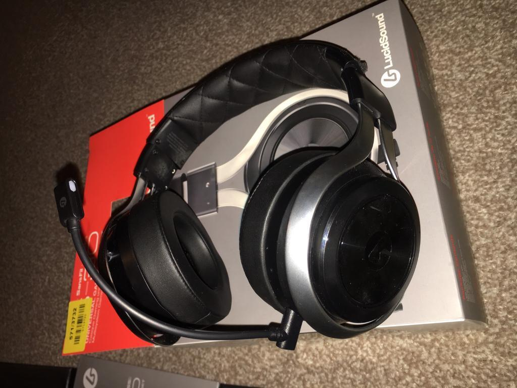 Lucid Sound LS30 Wireless Gaming Headset Xbox One/360/PS4/3 | in