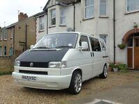 VW transporter T4 1998, 11 MOT no advisories, 135k miles