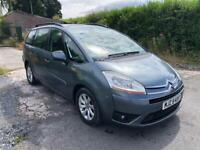 7 seater, over 12 months mot, trade in to clear