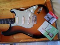 FENDER 59 STRATOCASTER USA Vintage Reissue Electric Guitar Telecaster 1959 52 56 57 58 62 65 Gibson