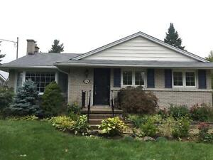 Beautiful 3bdrm home in a quiet neighbourhood near Fairview mall