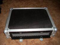 flightcase suitable for a denon midi controller like an mc6000