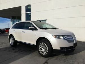 2011 Lincoln MKX Sunroof, Heated Seats, Leather Interior